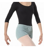 Capezio Harmonie Shorts with Drawstring