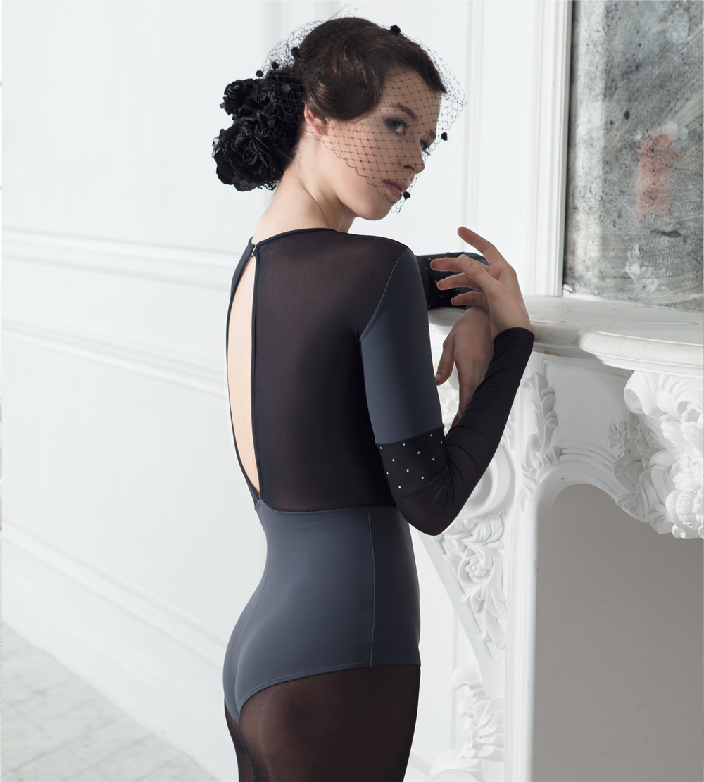 Grishko DA1525M ballet leotards, bolshoi star collection