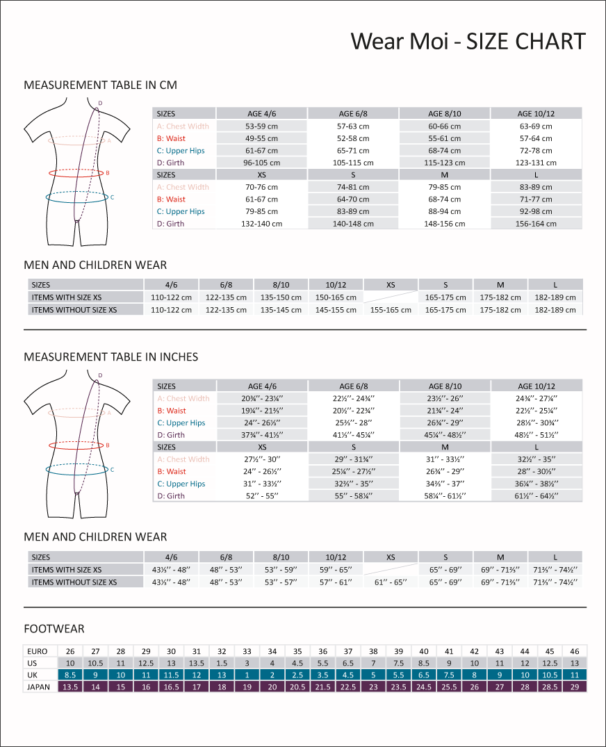 Old Navy Baby Clothes Size Chart The Future